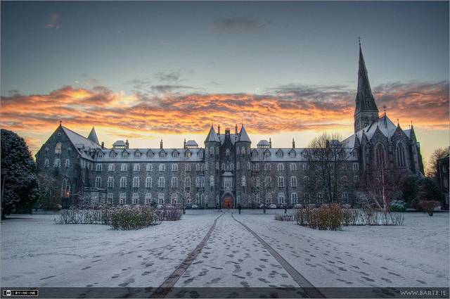 St Joseph's House, Maynooth © Bart Busschots on Flickr (CC BY-NC-ND 2.0)