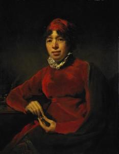 Elizabeth Hamilton Wikimedia - public domain