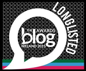 Longlisted in the Blog Awards 2015.