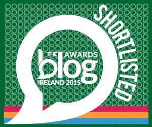 Shortlisted in the Blog Awards 2015.