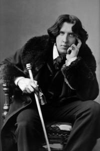 Oscar Wilde Wikimedia, Public Domain