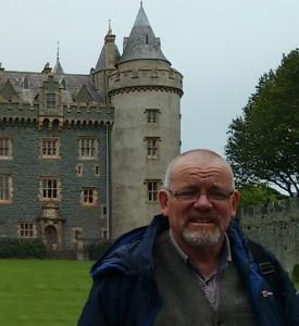 Fergus Whelan at Killyleagh Castle (c) Irish Philosophy (CC BY )