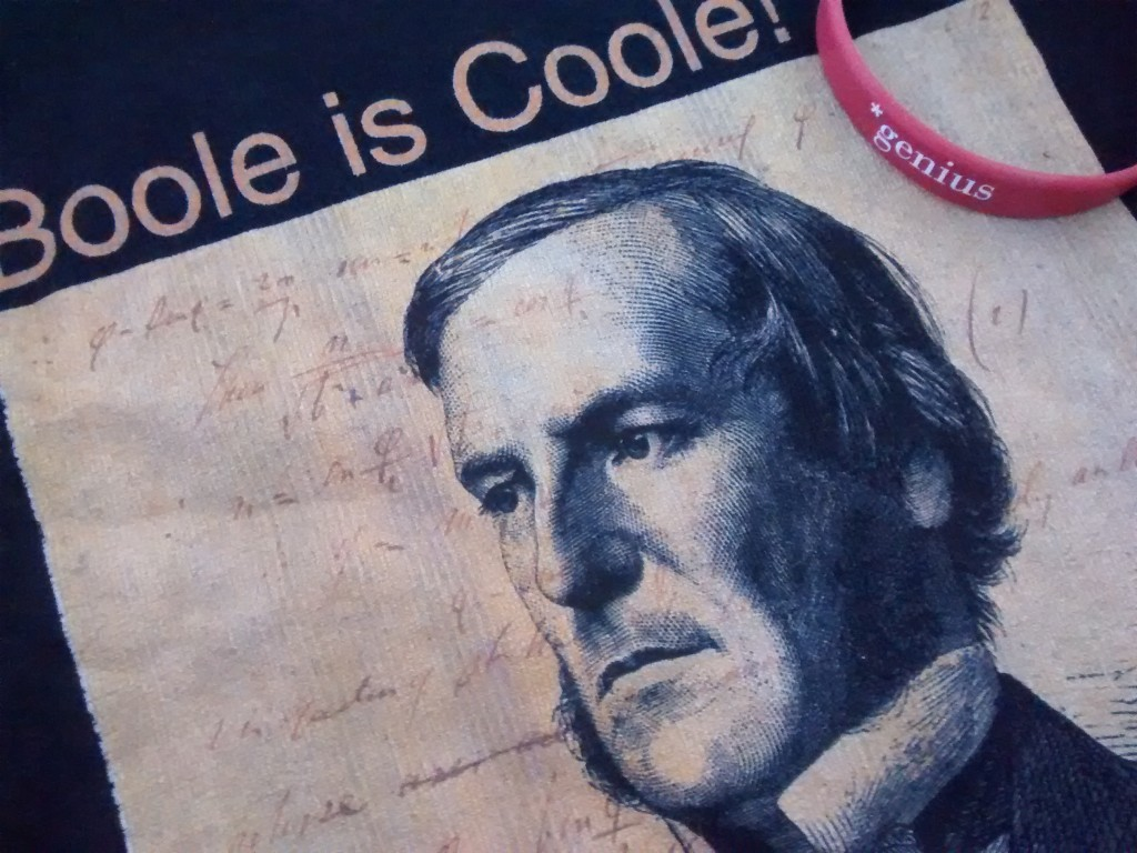 Remembering Boole Day
