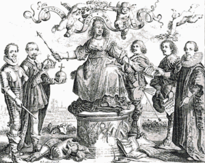 "J. van Beverwijck, ""On the Excellence of the Female Sex"": frontispiece."
