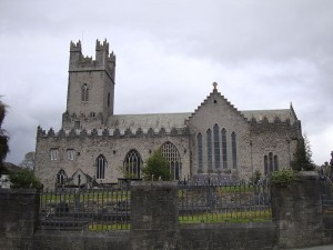 St Mary's Cathedral, Limerick (c) John Armagh/Wikipedia, Public Domain.